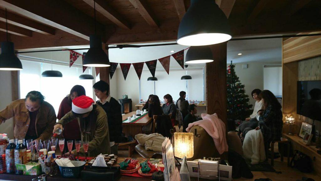 Elpis&心粒のクリスマスパーティーを楽しみました💓